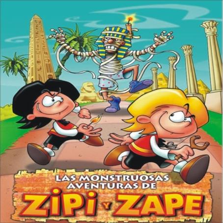 Zipi y Zape, AventurasMonstruosas