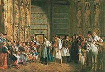 Tribunal de les Aigües, abans
