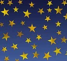 Estrellas con puntitos (imaginarios)