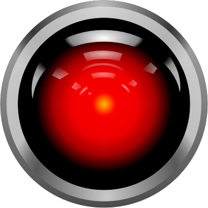 Hal 9000   Computadora paranoica