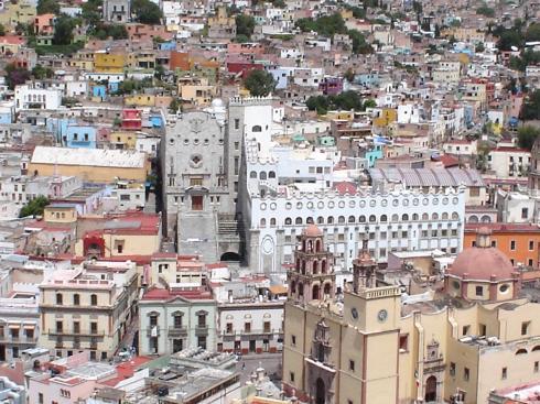 Guanajuato | Basilica y Universidad
