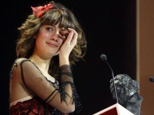 Nerea Camacho, Premio Goya a la mejor actriz revelación por Camino